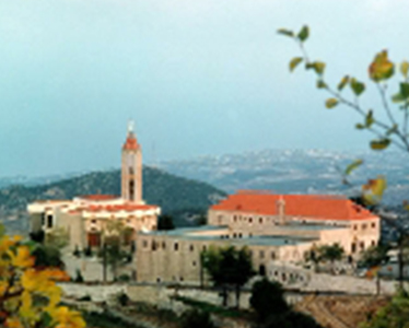 Helping people in need in Lebanon - Support for the Saint Maroun Monastery - Saint Charbel Sanctuary